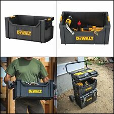 Tools Box Storage Tough System Tote Heavy Duty Durable Equipment Save Space Case
