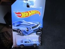 HOT WHEELS 2017 250/365 LC '81 CAMARO NEW ON LONG CARD