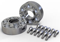 40MM 6X130 84.1MM HUBCENTRIC WHEEL SPACER KIT UK MADE VW CRAFTER 30-35 30-50