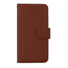 Leather Wallet Flip Case for iPhone 6 7 8 PLUS X - Artificial Leather