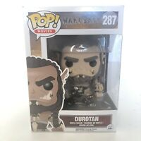 Funko POP! Warcraft Movie - Vinyl Figure - DUROTAN - New in Box