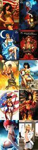 Zenescope Exclusives Lot #12 - MORE Scorchin' Hot Ladies - Ten (10) Books!
