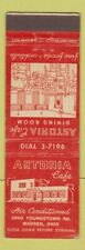 Matchbook Cover - Carlson Fuel Supply Koppers Coke Coal Chicago WEAR