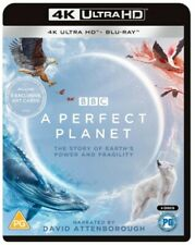 a Planet (david Attenborough ) BBC 4k Ultra HD Region B Blu-ray