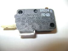 Microwave Oven SZM-V16-FC-63 Door Micro Switch Normally Open APPLIANCES FC63