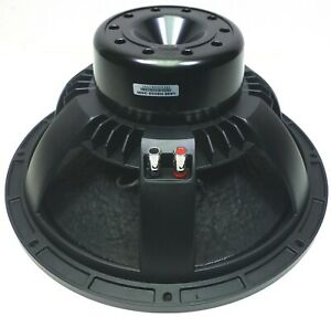 """LASE NEO 15-2400 -15"""" Low Frequency Bass Neodymium Speaker 4"""" Voice Coil 8Ω"""