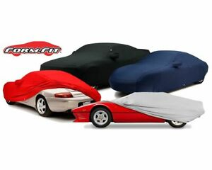 COVERCRAFT Form Fit INDOOR Car Cover 1947 to 1975 Fiat 500 Sedan & 600D