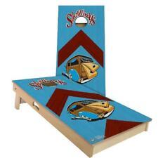 Slick Woody's Heritage Wagon Arrows Cornhole Board Game Set - USA Made Quality!!