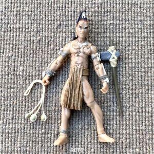 "3.75"" Indiana Jones Kingdom of The Crystal Skull Ugha Warrior Kingdom Skull Toys"