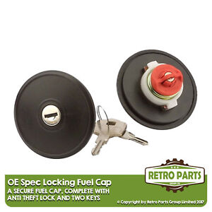Locking Fuel Cap For Renault Fuego Turbo From 10/1981 OE Fit