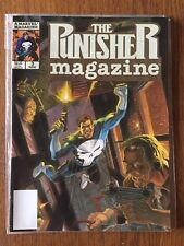 Marvel The Punisher Magazine Volume 1 # 3 VF/NM
