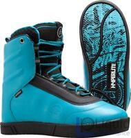 2016 Hyperlite AJ Wakeboard Boots Men's Size 9 -Blue (63910905)