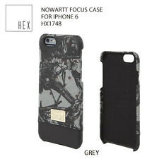 Hex x Nowartt Focus Hard Shell Snap Cover Case for iPhone 6 iPhone 6s Gray Tree