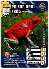 Poison Dart Frog #72 Deadly 60 TCG  Trade Card (C377)
