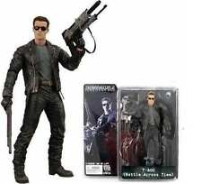 "TERMINATOR 2/ T-800 BATTLE ACROSS TIME 18 CM- ACTION FIGURE 7"" IN  BOX NECA"