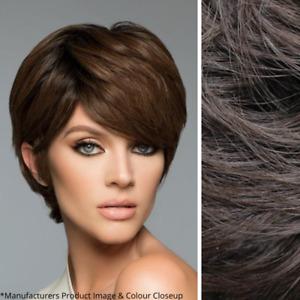 Imperfect Wig Pro Lori-H Petite Wig - 100% Human Hair - Color 4 Dark Brown