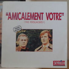 "JOHN BARRY ""AMICALEMENT VOTRE"" SERIE TV  RE-ISSUE FRENCH SP CBS 1990"