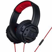 JVC HA-MR60X BLACK Xtreme Xplosives Headphones w/Remote and Microphone Brand New