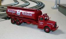 Corgi: Mobilgas / Mobiloil Mack LJ 6 Wheel Oval Tanker (scale O)