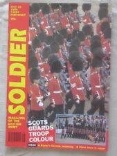 SOLDIER - 10 JULY 1995 - SCOTS GUARD TROOP THE COLOUR