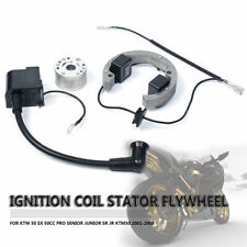 Stator Rotor Ignition Coil Assembly For 50cc KTM50 SX LC Adventure Senior SR JR