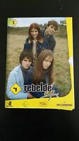 REBELDE Way 3 DVD Edicion Sonder Faltschließe Folge 44-55 Spanisch Edition