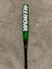 Worth LPW8 Baseball Bat 31 inch, 20 oz -11, 2 1/4 in dia. Wicked Little League
