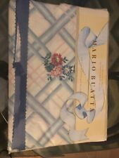 Mario Buatta Queen Flat Sheet