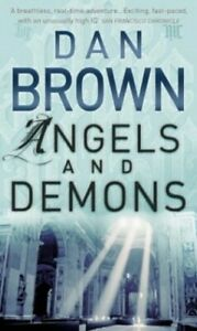 Angels And Demons by Brown, Dan Paperback Book The Cheap Fast Free Post