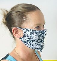 Face Mask Face Covering Butterfly Print Soft  Unisex Reusable Washable