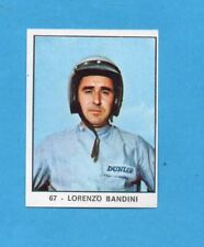 CAMPIONI DELLO SPORT 1966/67-PANINI-Figurina n.67- LORENZO BANDINI -Recuperata