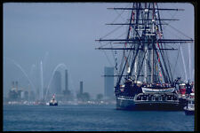 669043 USS Constitution Annual Cruise In Boston Harbor USA A4 Photo Print