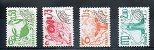 Serie des timbres Préoblitérés N° YT 150 à 153 neufs **