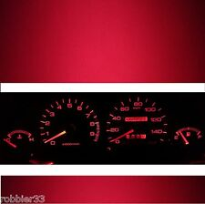 LED KIT for  94-01 Acura Integra DC2 DC4 DB8 Gauge Cluster (RED)