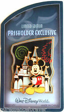 WDW Passholder 2007: Magic Kingdom/Mickey Mouse LE Pin