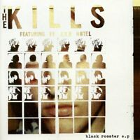 THE KILLS - BLACK ROOSTER EP (10INCH+MP3)   VINYL EP NEW!