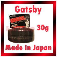 Gatsby Technical Design Hair Revolutionary Clay Spiky Style Strongest Bundle 30g