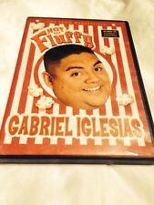 "Gabriel Iglesias: Autographed ""Hot & Fluffy""DVD"