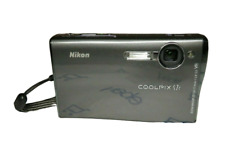 Nikon COOLPIX S7c 7.1MP HD Digital Camera Zoom Nikkor ED VR Lens with WiFi