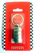 Genuine Ferrari Metal Metallic Logo Key Ring Keyring Official Product Sfx89 A013