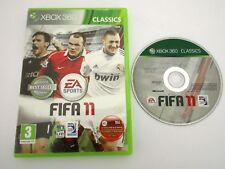 FIFA 11 - MICROSOFT XBOX 360 - Jeu PAL Fr