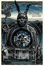 NEW FLESH NE - Donnie Darko Movie Art Print Poster *RARE* nt mondo Disney stout