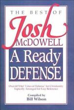 A Ready Defense The Best Of Josh Mcdowell