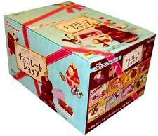 Rare! Re-ment Miniature Chocolate Shop 2 Full Set of 8 pcs