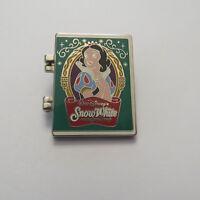 Disney Snow White and the Seven Dwarfs DVD Platinum Pin