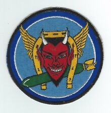 50's 614th FIGHTER BOMBER SQUADRON  patch