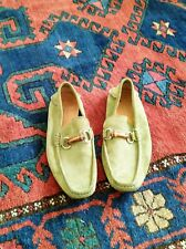 Gucci bamboo loafers 9.5