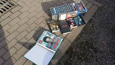 Akte X VHS, DVD CD Bücherpaket SAMLUNG