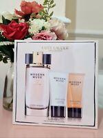 Estee Lauder Modern Muse EDP 100ml perfume Xmas Giftset🌸BRAND NEW sealed RRP£90