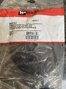 WIREMOLD WALKER 895P-BLK : POLY CPT DUPLX PLATE BLACK FREE SHIPPING